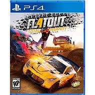 FlatOut 4 Total Insanity - PS4 - Hra pre konzolu