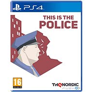 This is the Police - PS4 - Hra pre konzolu