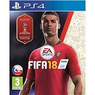 FIFA 18 - PS4 - Hra pre konzolu