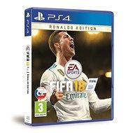 FIFA 18 Ronaldo Edition - PS4 - Hra pre konzolu