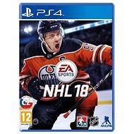 NHL 18-PS4 - Hra pre konzolu