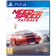 Need for Speed Payback - PS4 - Hra pre konzolu