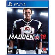Madden 18 - PS4 - Hra pre konzolu