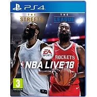 NBA Live 18 - PS4 - Hra pre konzolu