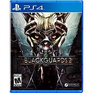 Blackguards 2 - PS4 - Hra pre konzolu
