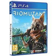 Biomutant - PS4 - Hra pre konzolu