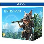 Biomutant Collector's Edition - PS4 - Hra pre konzolu