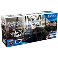 Bravo Team + Aim Controller - PS4 - Hra pre konzolu