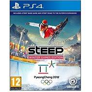 Steep Winter Games Edition - PS4 - Hra pre konzolu