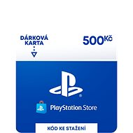 PlayStation Store - Kredit 500 Kč - CZ Digital - Dobíjacia karta