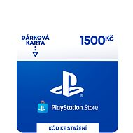 PlayStation Store - Kredit 1500 Kč - CZ Digital - Dobíjacia karta