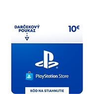 PlayStation Store - Kredit 10 EUR - SK Digital - Dobíjecí karta