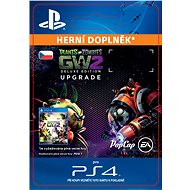 Plants vs. Zombies Garden Warfare 2: Deluxe Upgrade- SK PS4 Digital - Herní doplněk