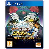 NARUTO STORM 4 - Season Pass- SK PS4 Digital - Herní doplněk