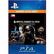 Mortal Kombat X - XL Pack- SK PS4 Digital - Herní doplněk