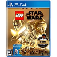 LEGO Star Wars: The Force Awakens Season Pass - SK PS4 Digital - Herní doplněk
