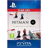 Hitman GO: Definitive Edition - SK PS Vita Digital - Hra pro konzoli