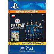 12000 FIFA 17 Points Pack- SK PS4 Digital - Herní doplněk