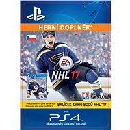 12000 NHL 17 Points Pack- SK PS4 Digital - Herní doplněk