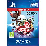 LittleBigPlanet PlayStation Vita Marvel Super Hero Edition- SK PS Vita Digital - Hra pro konzoli