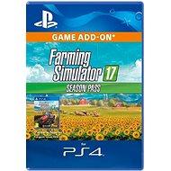 Farming Simulator 17 - Season Pass- SK PS4 Digital - Herní doplněk