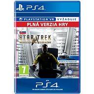 Star Trek: Bridge - PS4 SK Digital - Hra pro konzoli