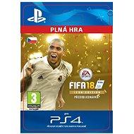 FIFA 18 ICON Edition - PS4 SK Digital - Hra pro konzoli