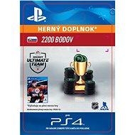 2200 NHL 18 Points Pack - PS4 SK Digital