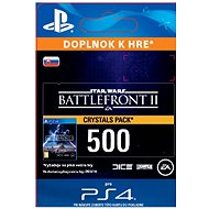 STAR WARS Battlefront II: 500 Crystals - PS4 SK Digital