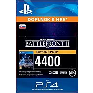 STAR WARS Battlefront II: 4400 Crystals - PS4 SK Digital