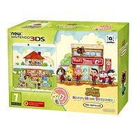 Nintendo NEW 3DS Animal Crossing HHD + Card Set - Herná konzola