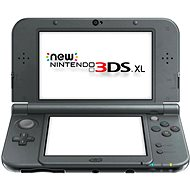 Nintendo NEW 3DS XL Metallic Black - Herná konzola