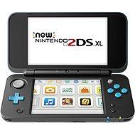 New Nintendo 2DS XL Black & Turquoise - Herná konzola