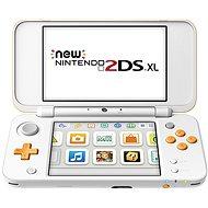 New Nintendo 2DS XL White & Orange - Herná konzola