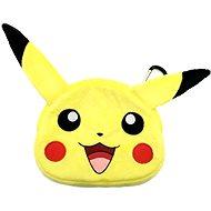 Nintendo 3DS NEW Universal Plush Pouch - Pikachu - Puzdro