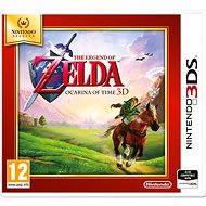 The Legend of Zelda: Ocarina of Time 3D - Nintendo 3DS - Hra pre konzolu