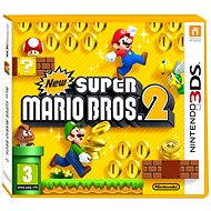 New Super Mario Bros. 2 - Nintendo 3DS - Hra pre konzolu