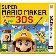 Super Mario Maker - Nintendo 3DS - Hra pre konzolu