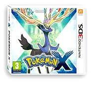 Nintendo 3DS - Pokémon X - Hra pre konzolu