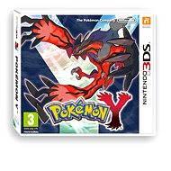 Nintendo 3DS - Pokémon Y - Hra pre konzolu