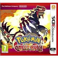 Nintendo 3DS - Pokemon Omega Ruby - Hra pre konzolu