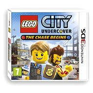 Nintendo 3DS - LEGO City Undercover: The Chase Begins - Hra pre konzolu