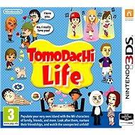 Nintendo 3DS - Tomodachi Life - Hra pre konzolu