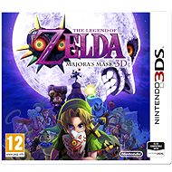 The Legend of Zelda: Majora's Mask – Nintendo 3DS - Hra pre konzolu