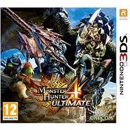 Monster Hunter 4 Ultimate – Nintendo 3DS - Hra pre konzolu