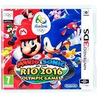 Nintendo 3DS - Mario & Sonic in Rio - Hra pre konzolu