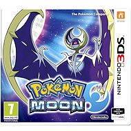 Nintendo 3DS - Pokémon Moon - Hra pre konzolu