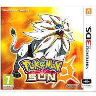 Nintendo 3DS - Pokémon Sun - Hra pre konzolu