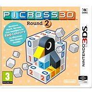 Picross 3D Round 2 - Nintendo 3DS - Hra pre konzolu