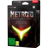 Metroid: Samus Returns Legacy Edition - Nintendo 3DS - Hra pre konzolu